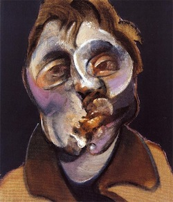 autoportrait Francis Bacon