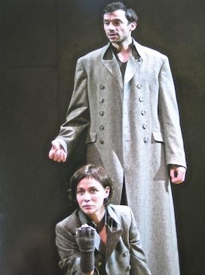 Les Justes, de Albert Camus, par Stanislas Nordey, théâtre de la Colline, avec Emmanuelle Béart