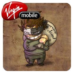service client virgin mobile