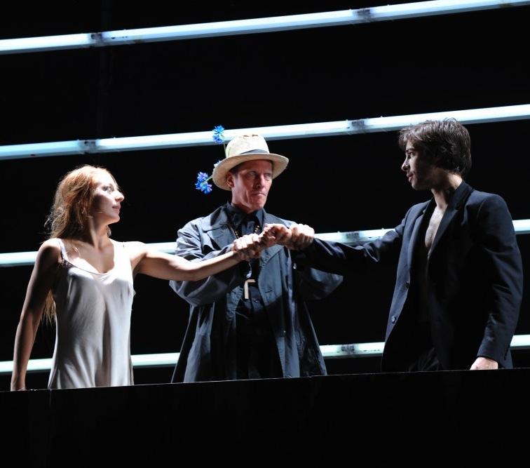 Roméo et Juliette - William Shakespeare - Olivier Py - théâtre de l'Odéon