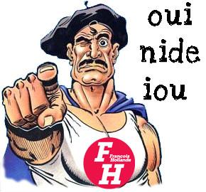 François Hollande need you