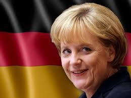 Angela Merkel - Germanophobie