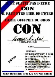 les gros cons du Front National