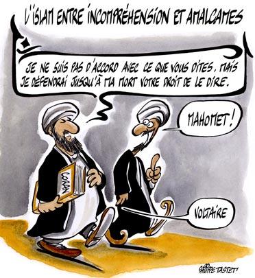 de Mahomet à Voltaire