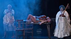 #theatre Mies Julie @BouffesDuNord  - et rien d'autre !