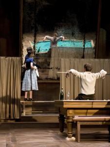 On ne badine pas avec l'amour - Alfred de Musset - mise en scène Yves Beaunesne - Comédie Française