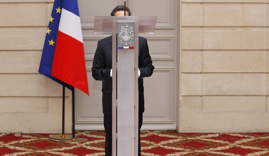 Un tout petit président de la République