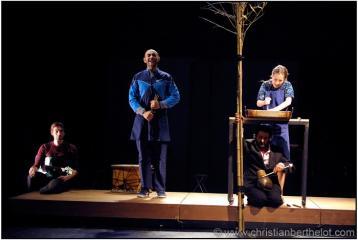 Rabah Robert, de et par Lazare, au Théâtre de Gennevilliers