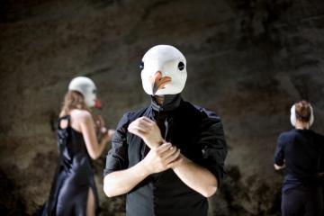 La Mouette, par Arthur Nauzyciel - Noir c'est noir #théâtre