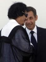 Kadhafi a financé la campagne de Sarkozy à hauteur de 50 millions d'euros