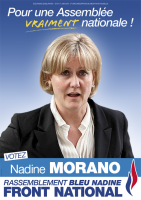 Nadine Morano démasquée par Gérald Dahan