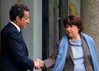 Martine Aubry : c'est Sarkozy qui lui dira merci