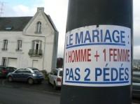 Homophobes de France, unissons nos haines - #manifpourtous