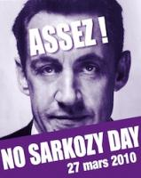 Appel des blogueurs pour un No Sarkozy Day