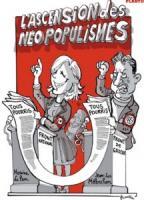 Jean-Luc Mélenchon, candidat populiste à la présidentielle de 2012