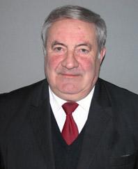Gérard Huet, maire de Loudeac