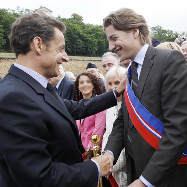 Sarkozy, père et fils