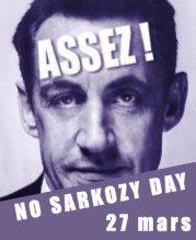 no sarkozy day