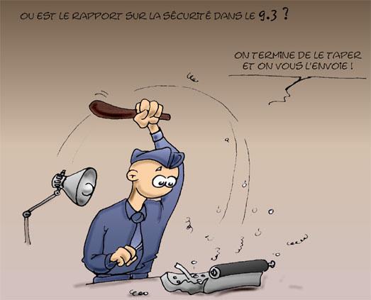 rapport sécurité 93