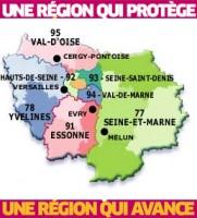 J'ai lu le projet de Jean-Paul Huchon pour l'Ile-de-France