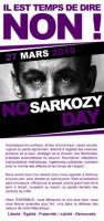 No Sarkozy Day : histoire et pré-histoire