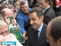 """Sarkozy au salon de l'agriculture : """"Casse-toi, casse-toi pauvre con !"""""""