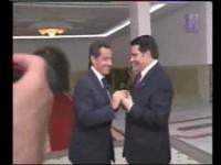 Sarkozy et Ben Ali : le petit président et le dictateur