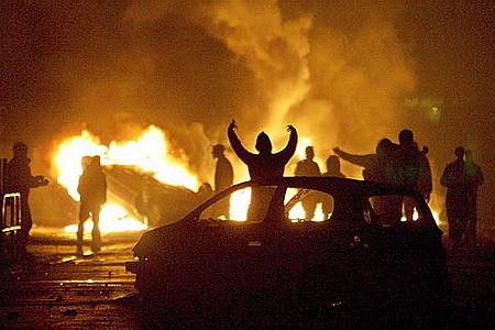 émeutes et émeutiers