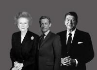 Sarkozy, fils naturel de Thatcher et Reagan